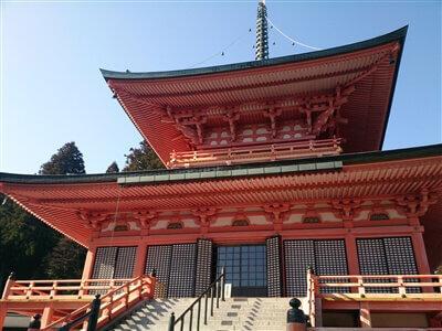 比叡山ドライブウェイで延暦寺観光へ!料金は高いけど、景色は最高