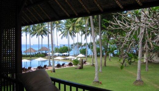 バリ島チャンディダサのホテル「アリラマンギス」秋冬のリゾート旅行にいかが